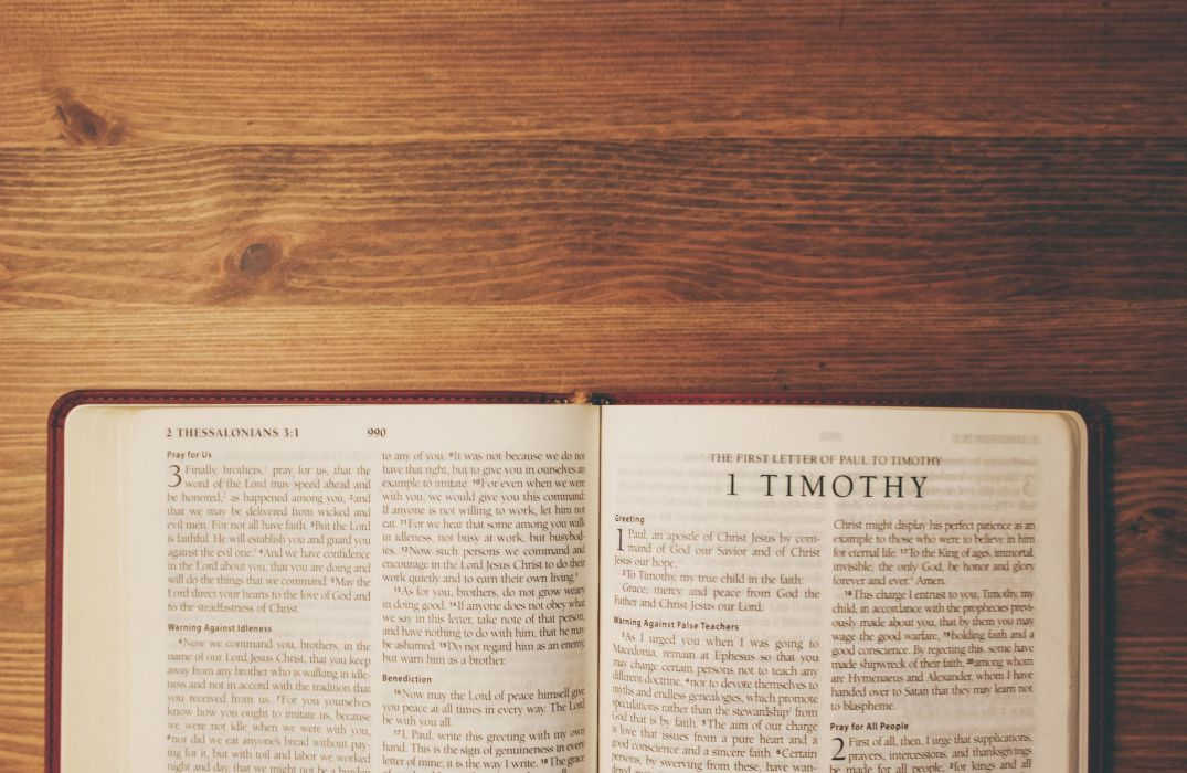 1 Timothy - Sermon Series